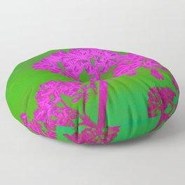 Funky Floral - JUSTART © Floor Pillow