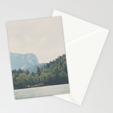 into the wilderness she went ... Stationery Cards