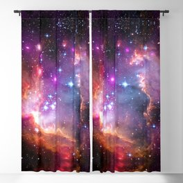 Angelic Galaxy Blackout Curtain