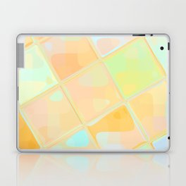 Re-Created Mirrored SQ LXII by Robert S. Lee Laptop & iPad Skin