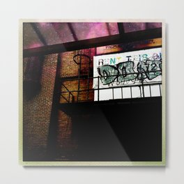 Rent This. Metal Print