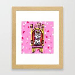 Sweetie Framed Art Print