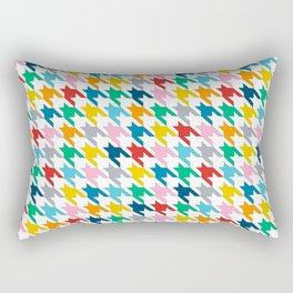 Puppytooth Rectangular Pillow