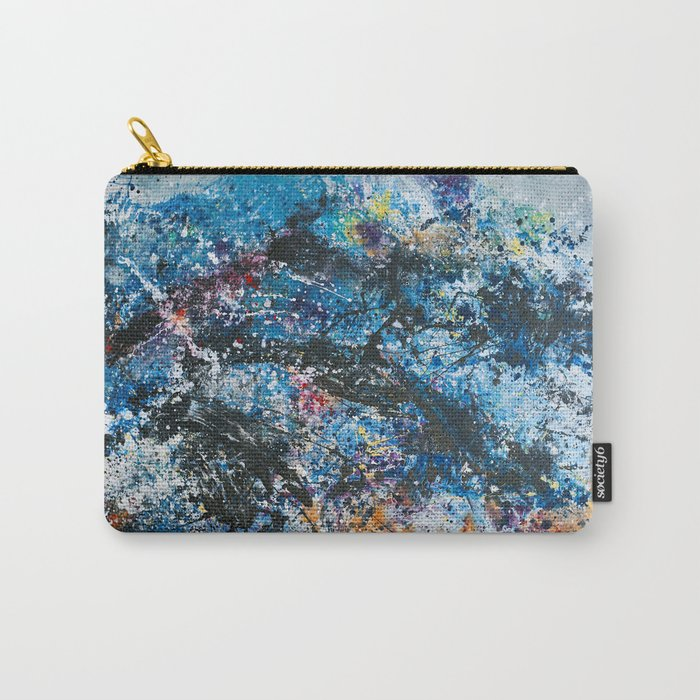 Your Universe Expanding Carry-All Pouch