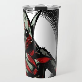 Debate Over: Zombies vs. Vampires Travel Mug