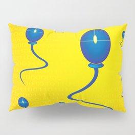 computer love Pillow Sham