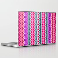 princess Laptop & iPad Skins featuring Princess by Ornaart