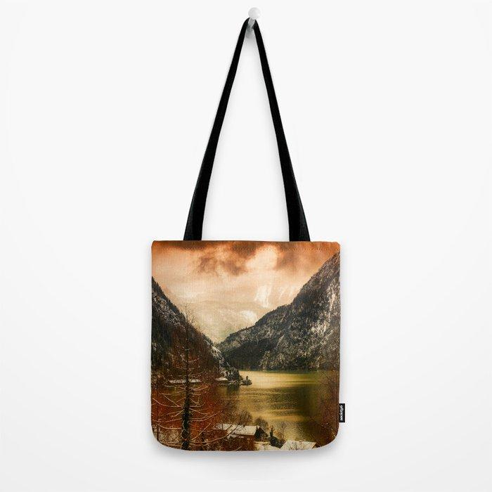Austrian Wanderlust Tote Bag