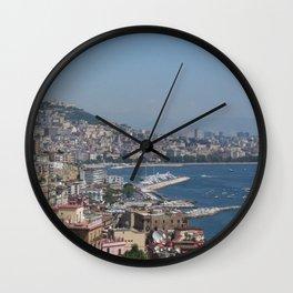 Nepal views Wall Clock