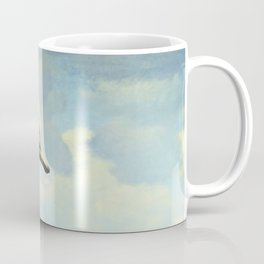Hi, said the ostrich Coffee Mug