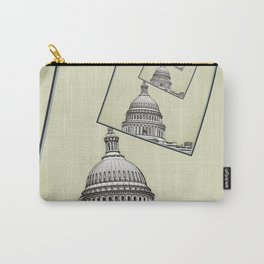 Political Spin Carry-All Pouch