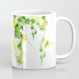 Watercolor Ivy Coffee Mug