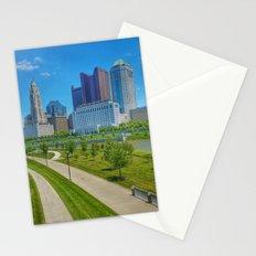 Beautiful Columbus Ohio Stationery Cards