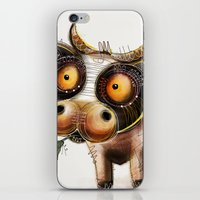 cow iPhone & iPod Skins featuring Cow by Riccardo Pertici