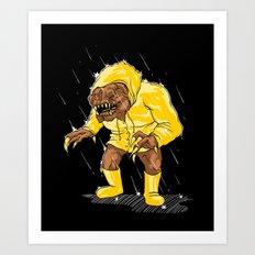 Raincor Art Print