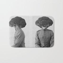 Soldier Broccoli. 1901. Bath Mat