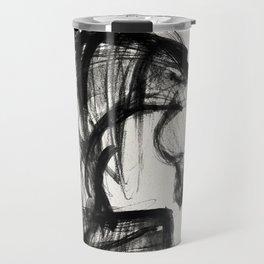 Horse (Saklavi Portrait) Travel Mug