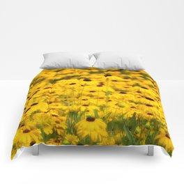 Lots of Little Sunshines Comforters