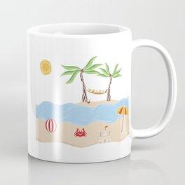 Summer Beach Fun Coffee Mug