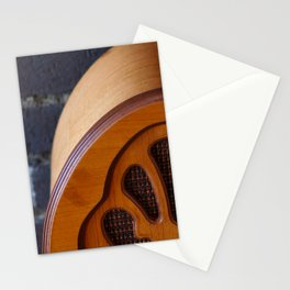 Old Radio Stationery Cards