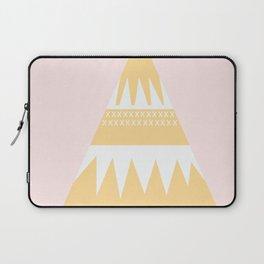 Scandinavian Mountains Laptop Sleeve