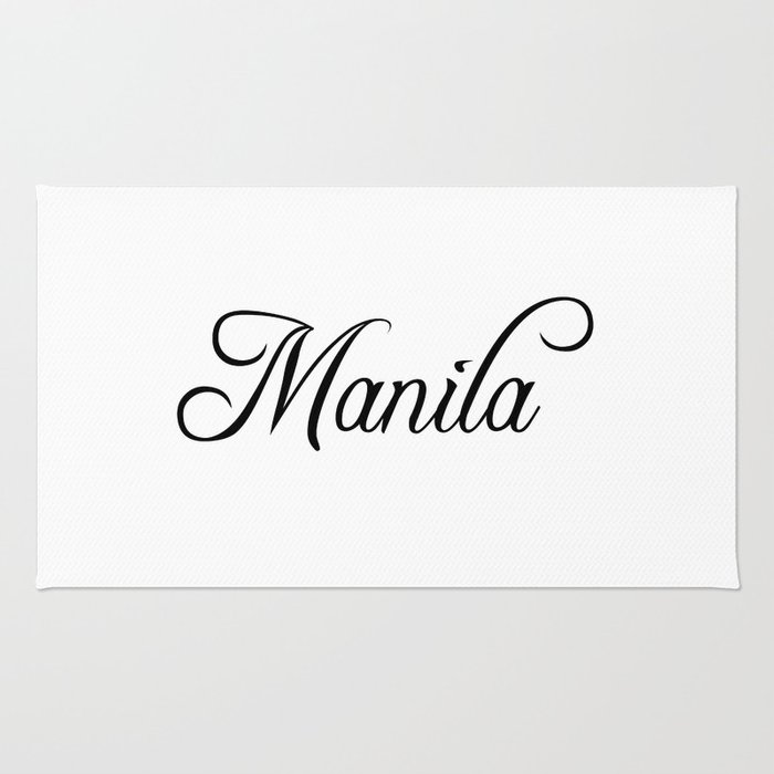 Manila Rug