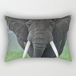 Ngorongoro Ele Rectangular Pillow