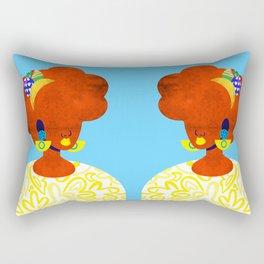 Earrings No. 1 Rectangular Pillow