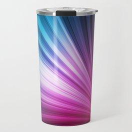 Dark Unicorn Abstract Travel Mug