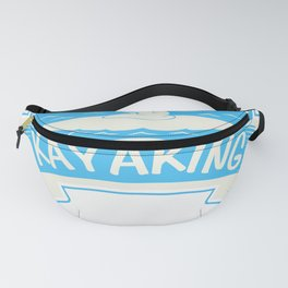 Kayak Canoe Canoe Gift Canoes kayaker Fanny Pack
