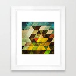 pyyk Framed Art Print
