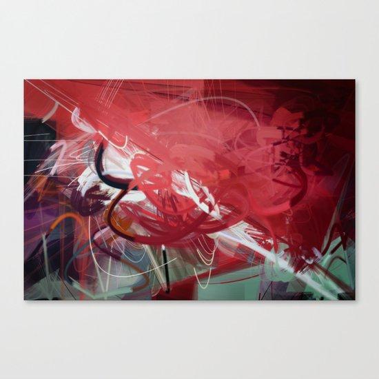 Steganos Canvas Print