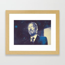 Full Peterson Mode Framed Art Print