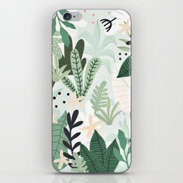 Into the jungle II iPhone Skin