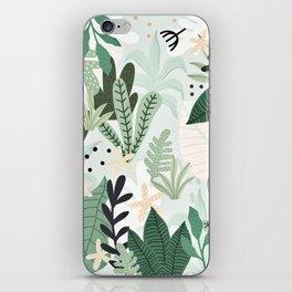 Into the jungle II iPhone Skin