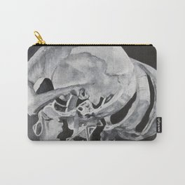 Sliced Skull Carry-All Pouch