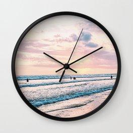 Bali Sanur Beach Wall Clock