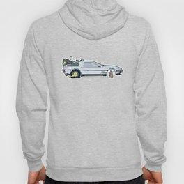 Busted: DeLorean DMC-12 Hoody