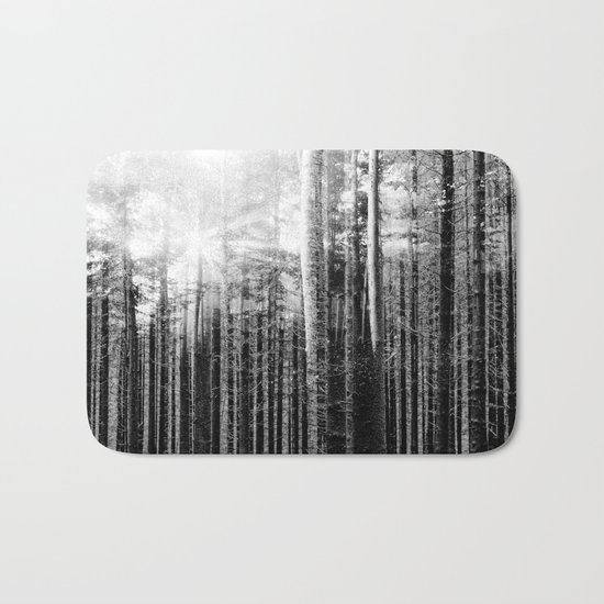 Forest V Bath Mat