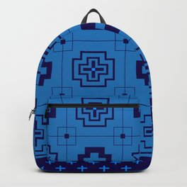 The Directions (Blue) Backpack