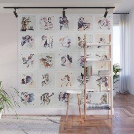 Collection 25 ~ Los Caprichos Wall Mural