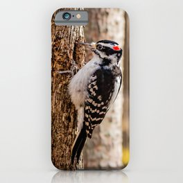 Woodie iPhone Case