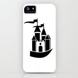 Kingdom Castle Boat iPhone Case