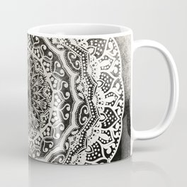 DESERT FLOWER MANDALA Coffee Mug