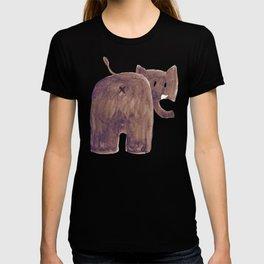 Elephant's butt T-shirt
