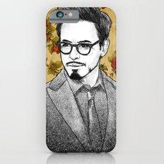 ROBERT DOWNEY JR iPhone 6s Slim Case