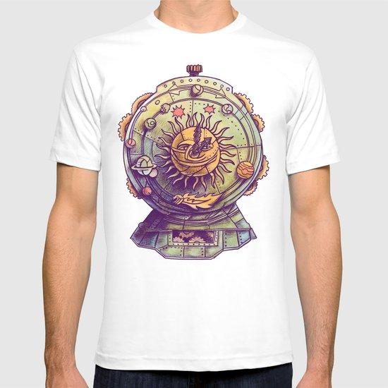 Cosmic Clock T-shirt