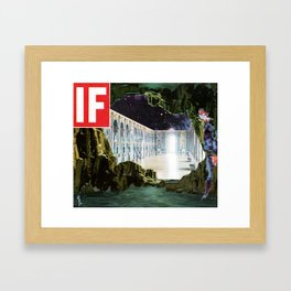 If 55: Tithonus Framed Art Print