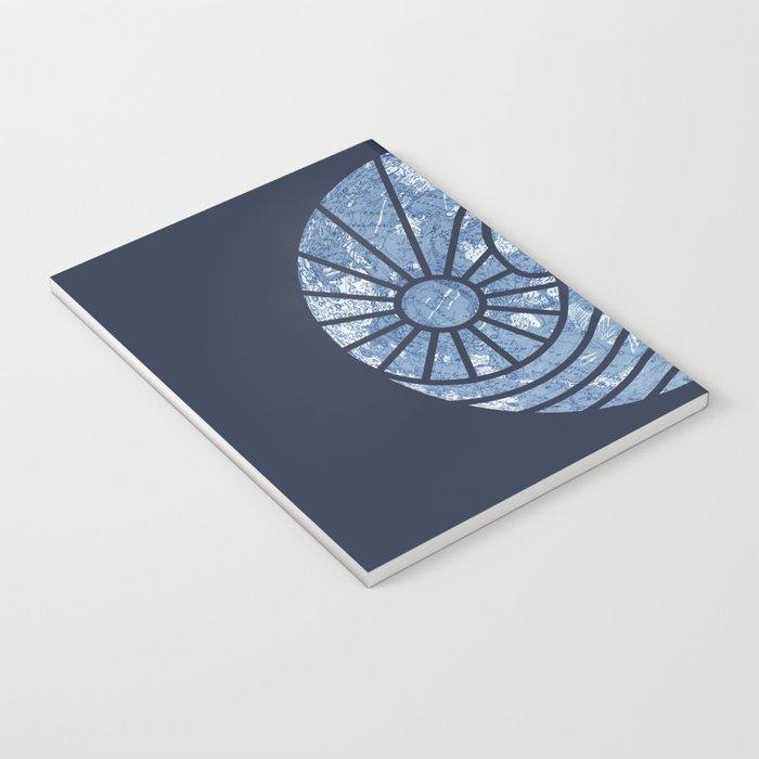 Sea of Serenity Notebook