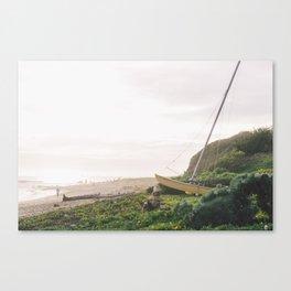 Catamaran no. 2 Canvas Print